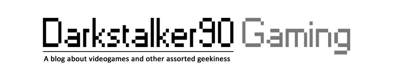 Darkstalker90 Gaming