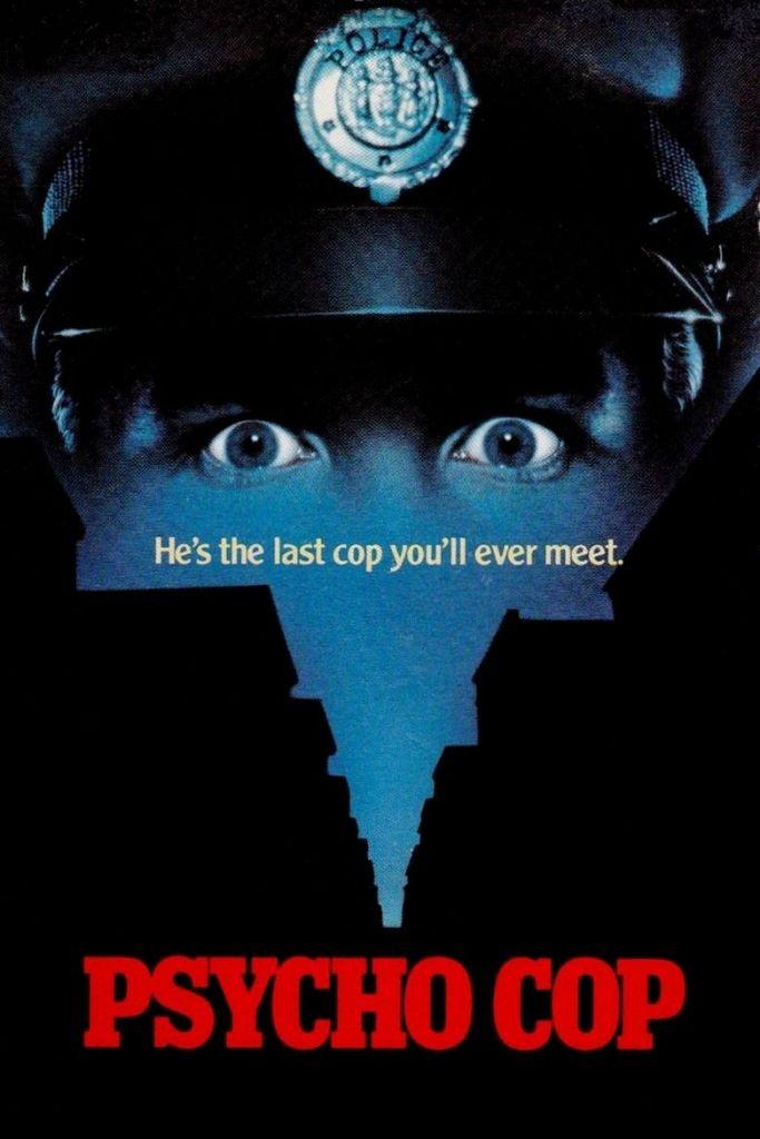 psycho-cop-poster