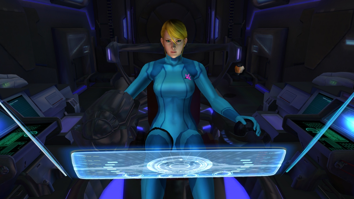 Samus loses her boobs; fans DON'T lose their sh*t (too much)